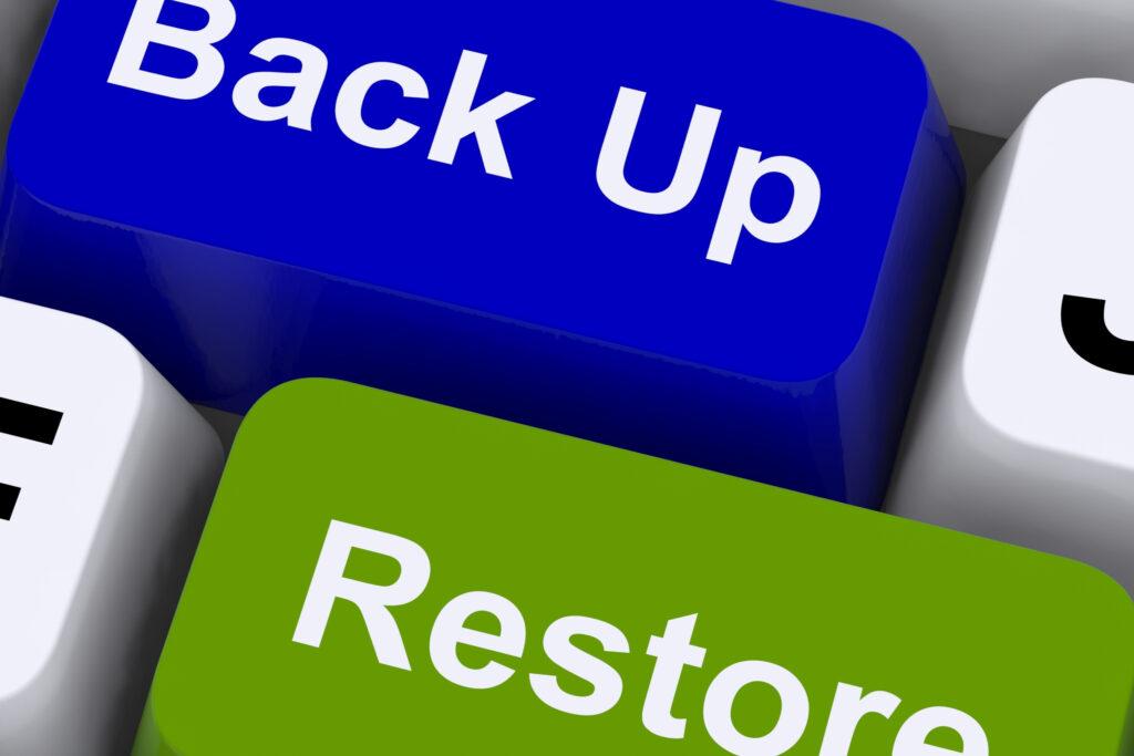 Hoe vaak maak jij een back-up?